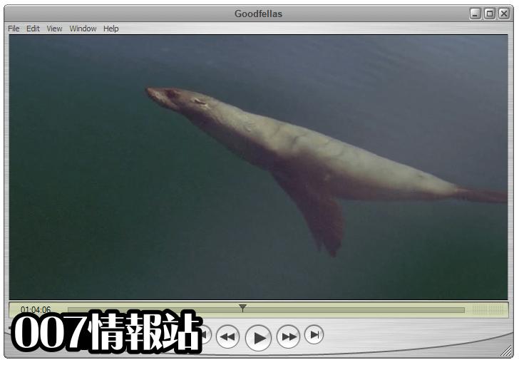 QuickTime Player Screenshot 1