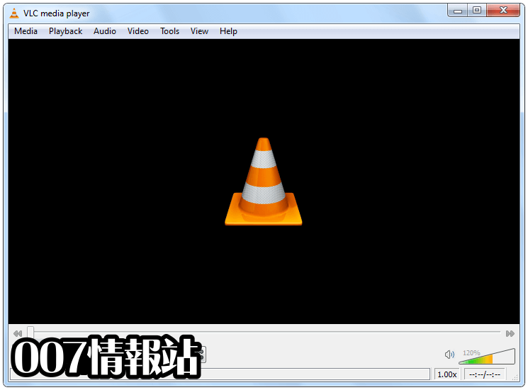 VLC Media Player (64-bit) Screenshot 1